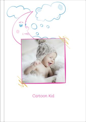 Fotoksiążka Cartoon Kid