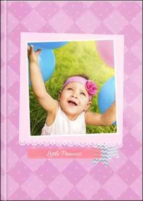 Fotoksiążka Little Princess